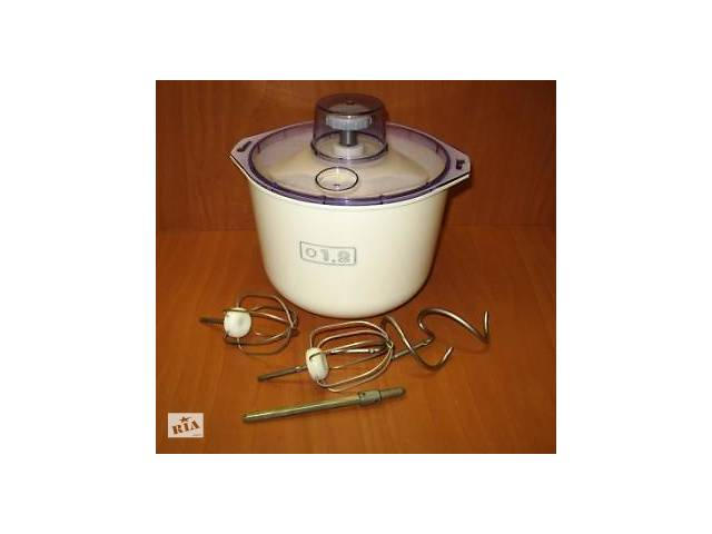 Насадка тестомесилка - взбивалка для кухонного комбайна Мрия 2 и Мрия 2м.- объявление о продаже  в Днепре (Днепропетровск)