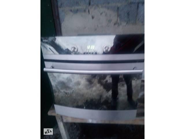 Независимая электро духовка под застройку- объявление о продаже  в Каменке-Бугской