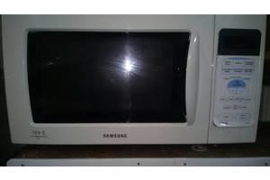 б/у Микроволновки сенсорные Samsung