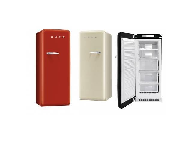 бу Холодильники Smeg FAB-28LRD3 (Красный - Серый) в Черновцах