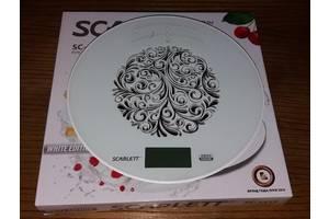 Новые Электронные весы Scarlett