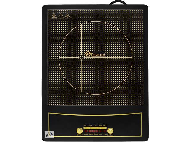 купить бу Индукционная плита Domotec MS-5832 2000W #S/O в Одесі