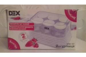 Новые Йогуртницы DEX