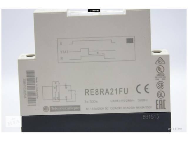 Реле времени Telemecanique Re8ra21fu- объявление о продаже  в Красилове