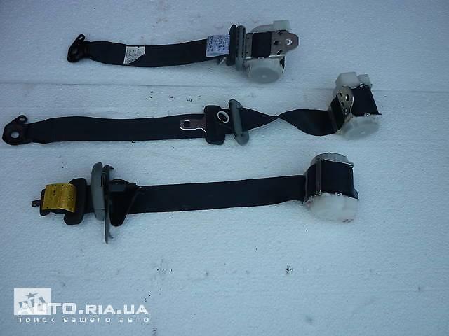 бу Ремни безопасности  для Toyota Yaris в Львове