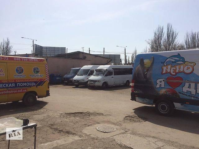 ремонт и автозапчасти на  микроавтобусы  Мерседес и Фольцваген- объявление о продаже  в Одессе