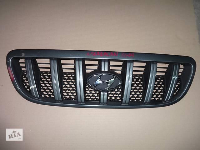 купить бу решётка радиатора для Hyundai Terracan 2001-04 в Львове