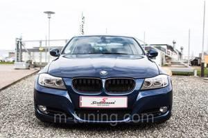 Решетка радиатора BMW E90 ноздри рестайл (09-12) тюнинг БМВ Е90