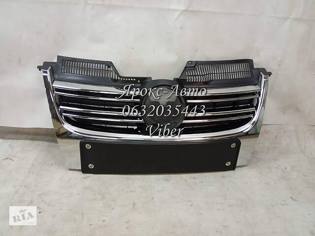 купить бу Решетка радиатора VW JETTA III 06- (пр-во TEMPEST) в Харкові