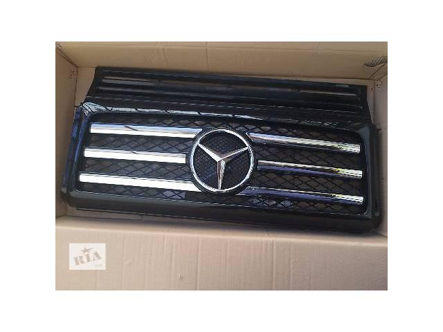 купить бу Решётка радиатора  Mercedes G-Class  2014 в Киеве