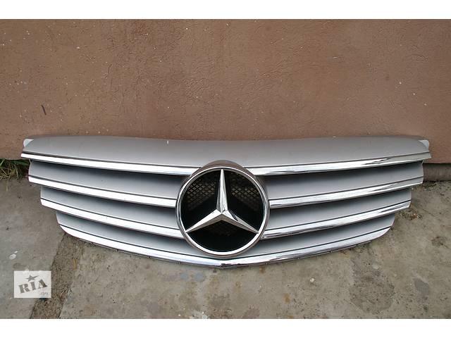 Решітка радіатора для легкового авто Mercedes A-Class- объявление о продаже  в Львове
