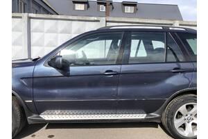 Рейлинги BMW X5 Е53 рейлинги БМВ Х5 Е53