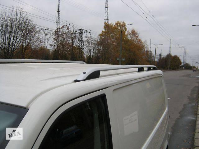 """Рейлинги """"Crown"""" на Fiat Scudo- объявление о продаже  в Луцке"""