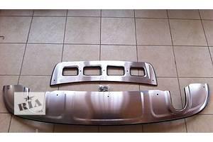 Новые Накладки бампера Audi Q5