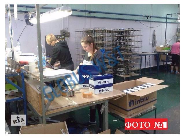 бу Работа в Польше (обувная фабрика)  в Украине