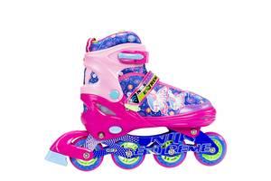 Роликовые коньки Nils Extreme NJ4605A Size 38-41 Pink
