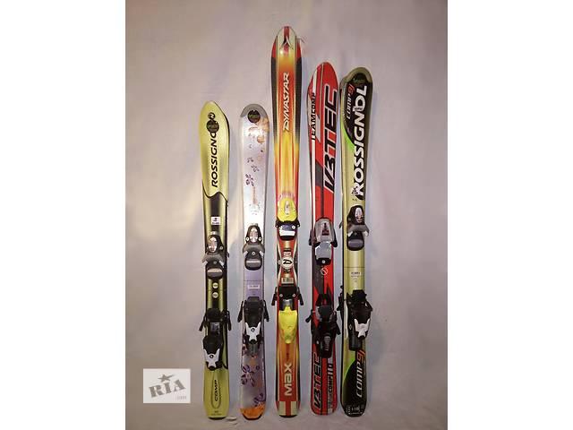 Дитячі Гірські Лижі 100-120см - Товари для зимового відпочинку в ... 04b1c6f7a89c4