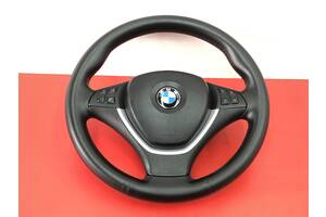 Руль Спорт BMW X5 E70 руль подушка БМВ Х5 Е70 аирбег airbag Разборка