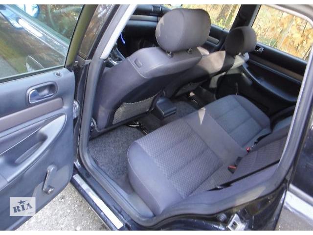 продам Салон для Audi A4 2001 Универсал   бу в Львове