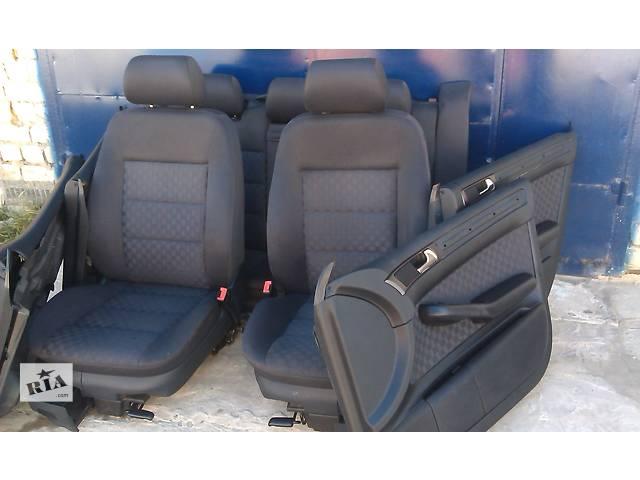 продам  Салон для легкового авто Audi A6 бу в Ровно