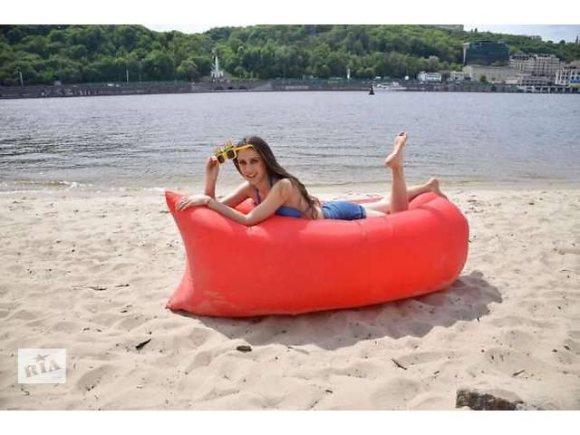 купить бу Самонадувной диван - шезлонг Lamzac Hangout (Кресло Матрас высочайшего качества) в Запорожье