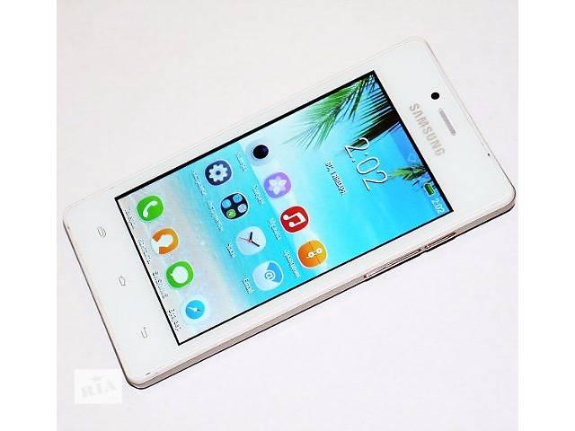 бу Samsung Galaxy RS90 копия 2SIM Android 4.2 экран 4 дюйма 512 МБ ОЗУ 2 ГБ 2 камеры в Одессе