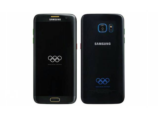 купить бу Samsung galaxy s7 edge Olympic edition!!! в Киеве
