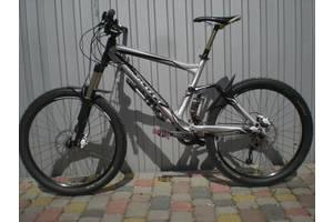 б/у Велосипеды-двухподвесы Scott