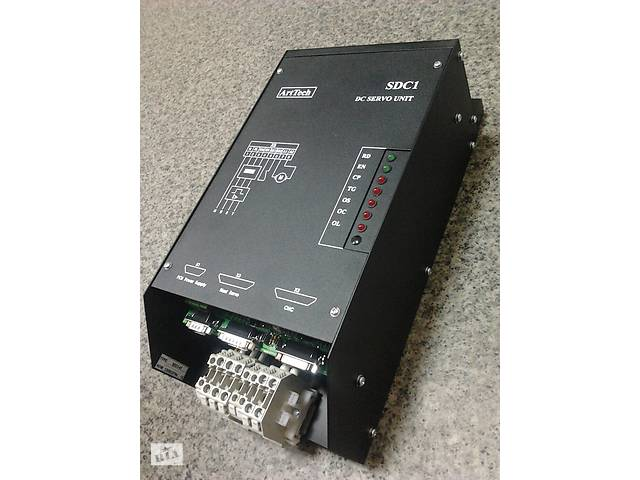 продам SDC1-47 ArtTech сервопривід подачі верстата з ЧПУ бу в Дніпрі (Дніпропетровськ)