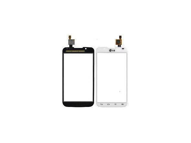 бу Сенсор LG P715 Optimus L7 II белый/черный в Киеве