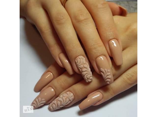 продам Акция! Маникюр от 89грн! Шеллак, наращивание ногтей Академгородок (Беличи, Святошинский район) бу в Киевской области