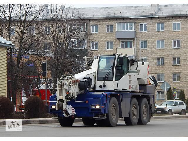 бу Аренда автокрана  ТEREX-DEMAG AC 40 CITY  в Украине