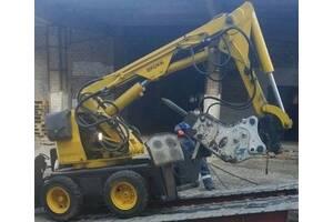 Аренда Мини-Экскаватора BROKK-250, бульдозера, бетононасоса, грейдера и др.