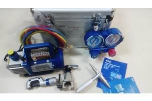 Аренда вакуумного насоса и инструмента для холодильной техники