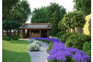Благоустройство и озеленение придомовой территории, Ландшафтный дизайн