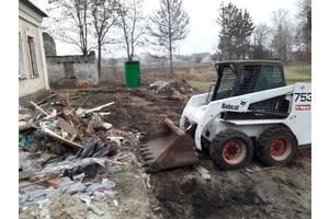 Bobcat бобкат аренда послуги услуги м. Вінниця