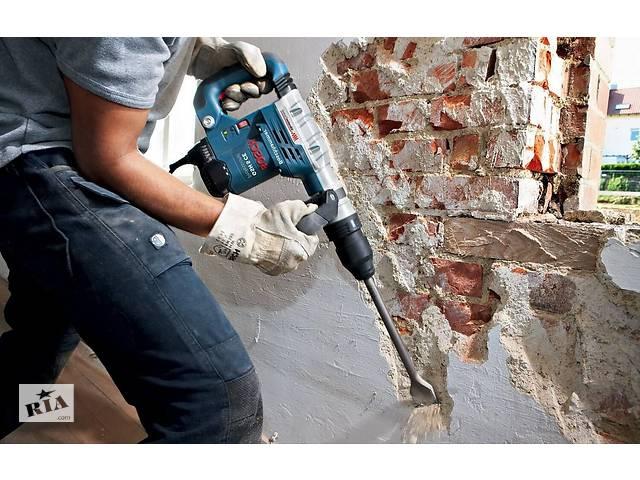 купить бу Демонтаж стен, перегородок,зданий, сооружений в Мариуполе