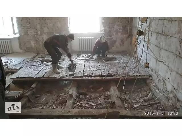 купить бу Демонтажные работы  в Украине
