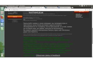е-реклама на сайті цілодобово
