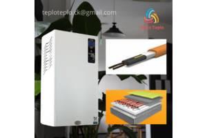 Електро-опалення «під ключ» ( проектування, підбір обладнання, монтаж)
