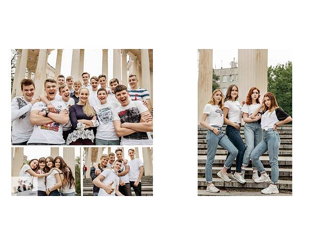 продам Фотограф школьный на выпускной. Выпускные альбомы. Фотокниги, фотоальбомы для выпускников. бу в Днепропетровской области