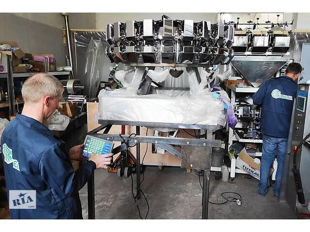 Гарантийное и послегарантийное сервисное обслуживание упаковочного оборудования