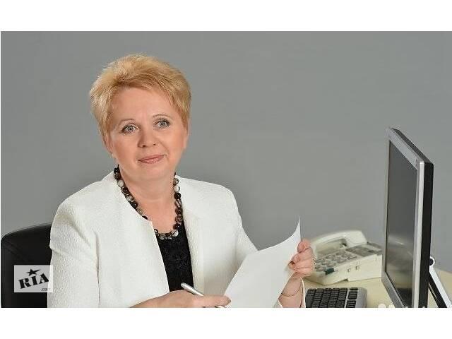 бу Головний бухгалтер віддалено ФОП 1,2 та 3 групи в Запорожье