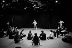 Курсы актерского мастерства и сценической речи
