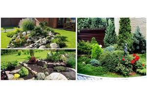 Послуги садівника, ландшафтний дизайн, благоустрій.