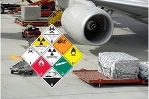 Перевозки опасных грузов авиатранспортом