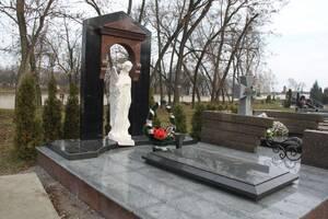 Надгробні плити та гранітні пам'ятники від виробника!