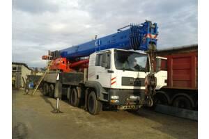 Аренда (услуги) автокрана Grove gmk4080 80 тонн, стрела 52 метра находится в городе Тернополь