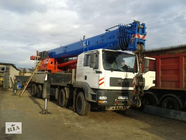 купить бу Аренда (услуги) автокрана Grove gmk4080 80 тонн, стрела 52 метра находится в городе Тернополь  в Украине