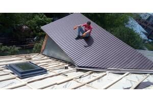 Перекрытия, ремонт, утепление крыши